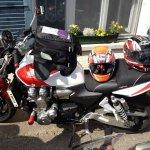 Motorrad Tour 2013 Jura